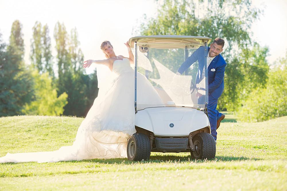 photographe de mariage - vernouillet - 78 - courdimanche - vaureal - 95 - val d'oise - golf