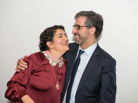 Cérémonie familiale de Asyeh et Abdolreza