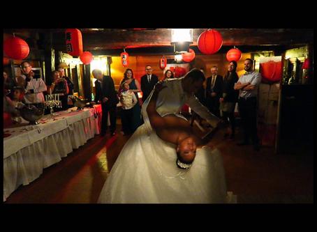 Ouverture de bal de mariage