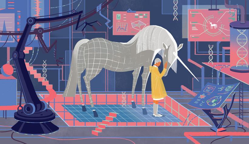 CRISPR: Can genetic engineering bring us a unicorn?