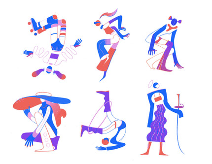 Olympic Sketches