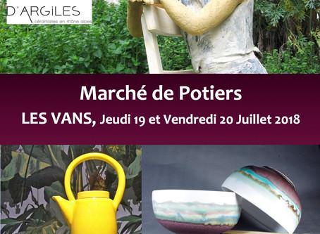 30e Marché de Potiers Les Vans