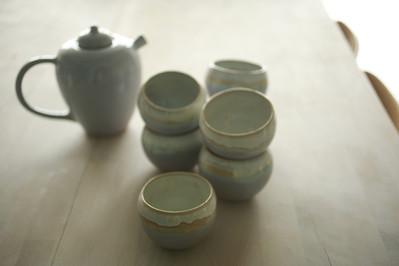 Service à thé Nébulle