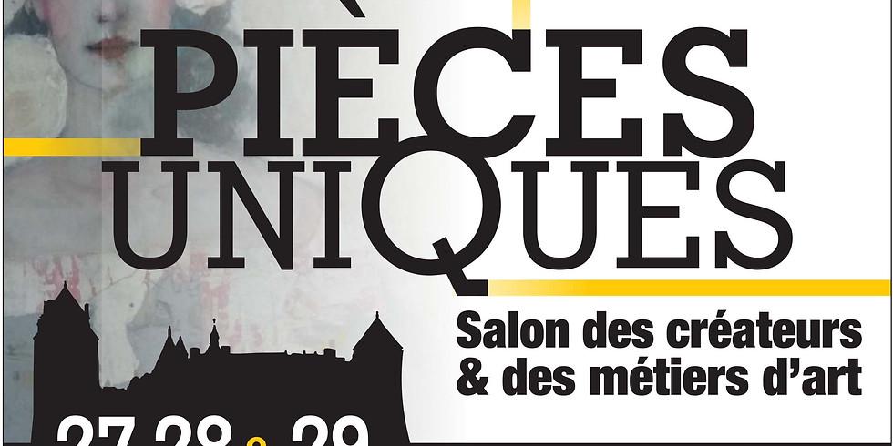 Salon Pièces Uniques