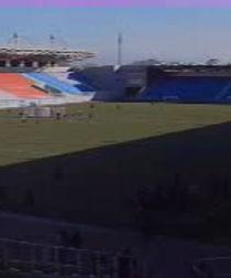 Репортаж с дня открытия футбольной Академии  города Челябинска
