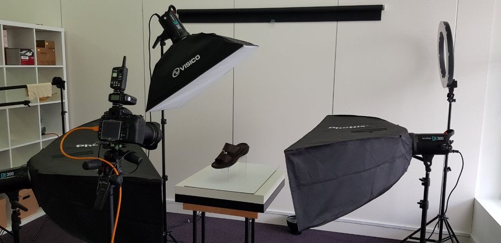 commercial shooting