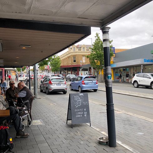 North Hobart Retail and Entertainment Precinct
