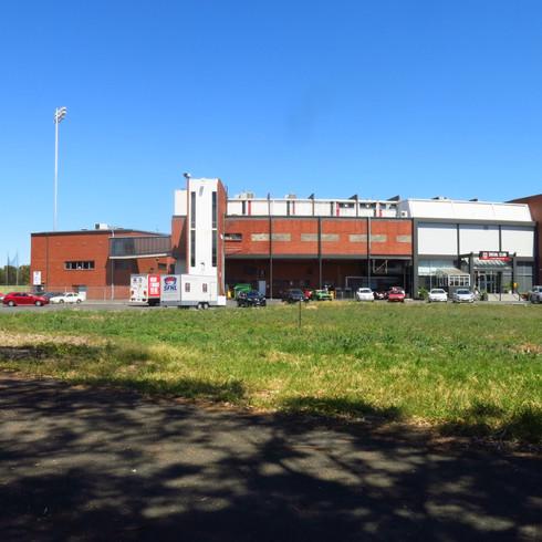 Moorabbin Oval Redevelopment