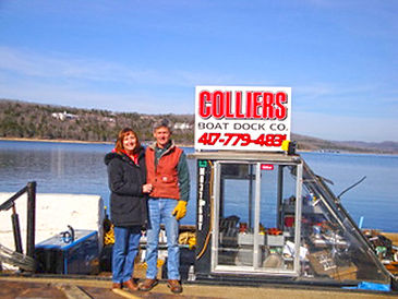 Jim & CeCe Sasser, Owners