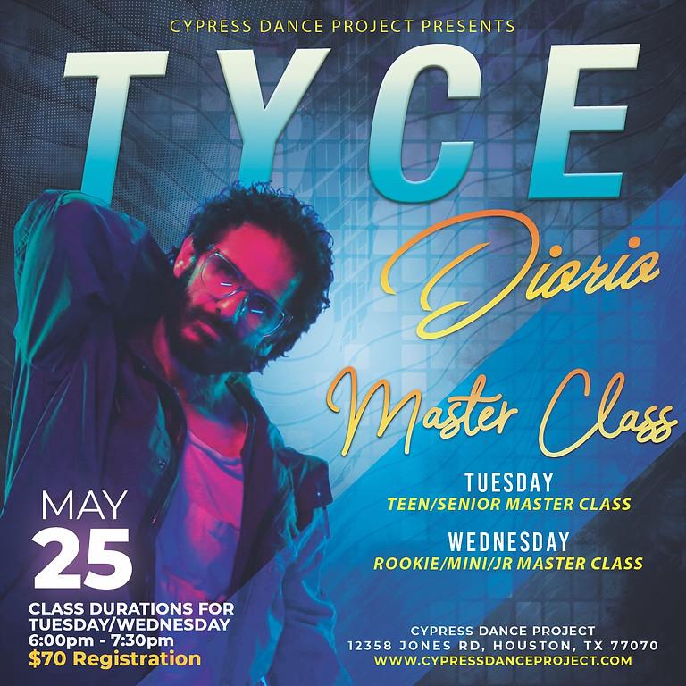 Tyce Diorio Teen/Senior Masterclass