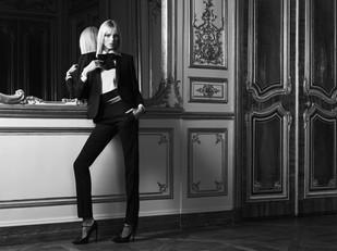 L'indispensable smoking Yves Saint Laurent
