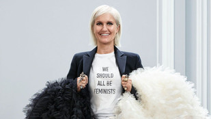 Maria Grazia Chiure : première femme à la tête de la maison Christian Dior