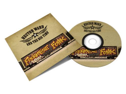 HWBT Freightline Funk CD
