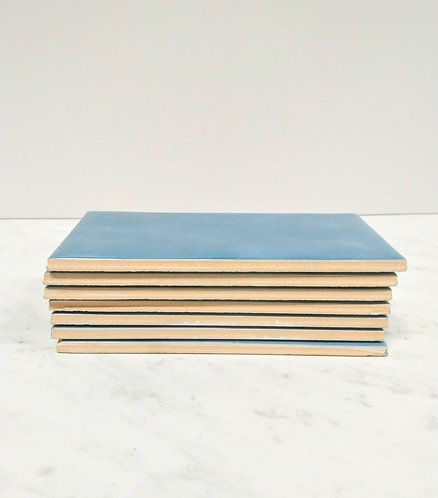 Saltilo Blue Glazed Tiles