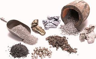 Ensayos de aleaciones de metales