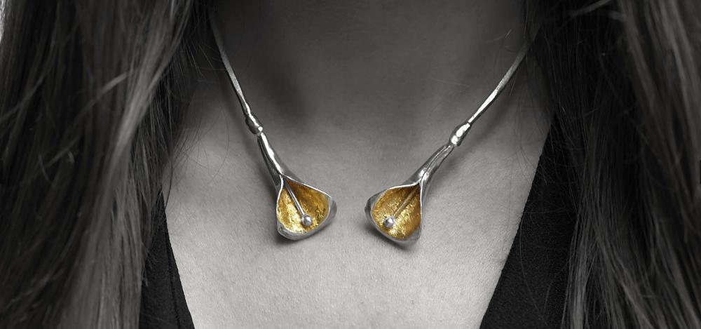 Las Clas de Oro - Colección de joyería de estilo modernista