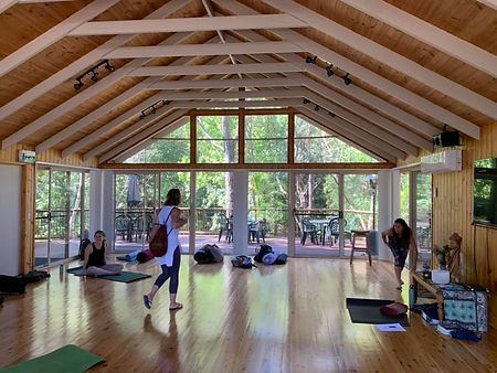Sunshine Coast Yoga Retreat