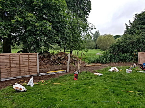 Fencing Repair and Install