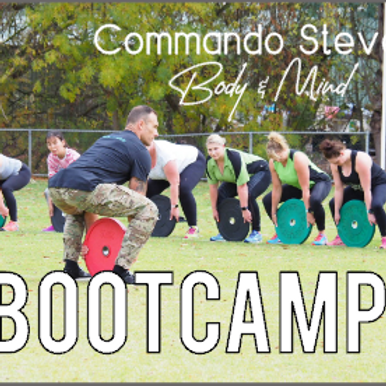 "BOOTCAMP ""Hard Core"" - 10.30am, 28th March, 2020"