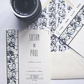 Photo Booth wedding invitation