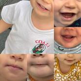 No dia mundial do sorriso partilhamos alguns sorrisos que alegram o nosso jardim infantil.
