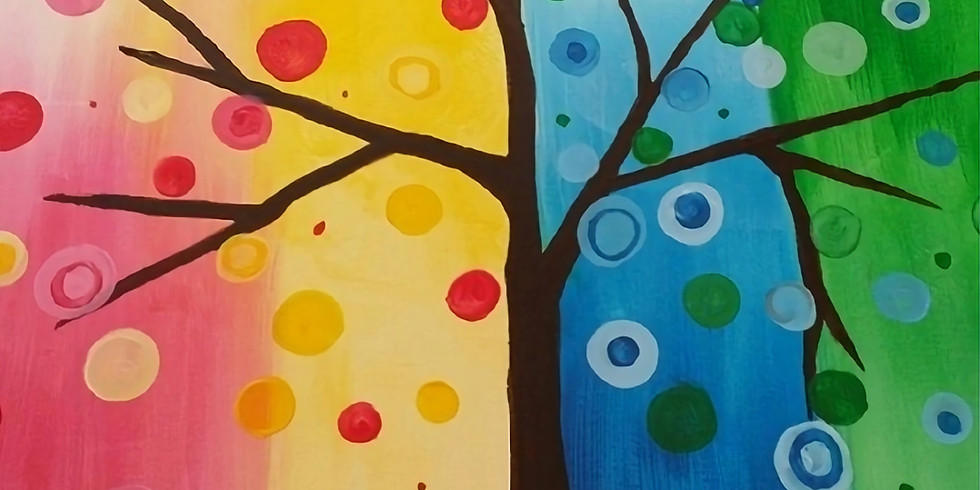 Paint Night with NMAPT!