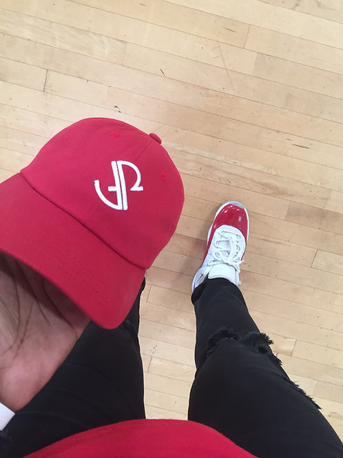 Rypen Fitness Dad hat (red)