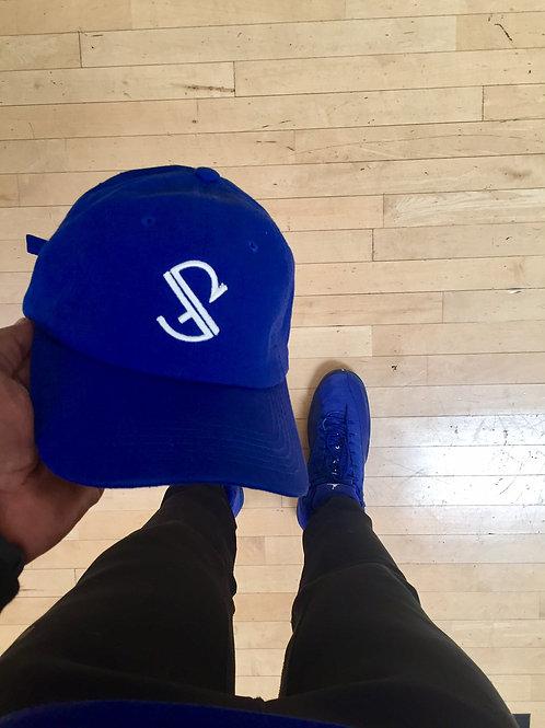 Rypen Fitness Dad hat (royal blue)