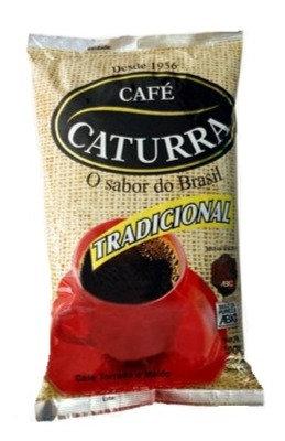 Café Caturra 500g - Tradicional - Torrado e Moído