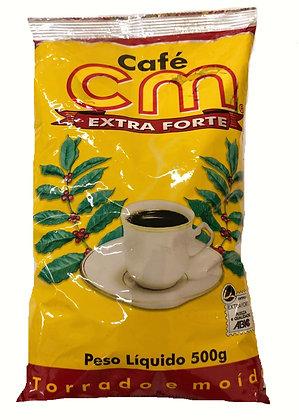 Café CM - Extra Forte - 500g -  Torrado e Moído