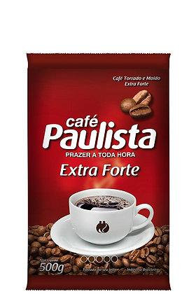 Café Paulista Extra Forte 500g › Torrado e Moído