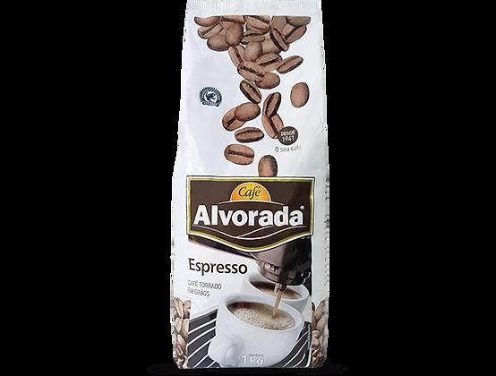 Café Alvorada 1 Kg › Espresso