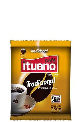 Café Ituano 250g Tradicional › Torrado e Moído