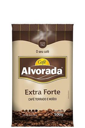 Café Alvorada 500g - Extra Forte › Torrado e Moído