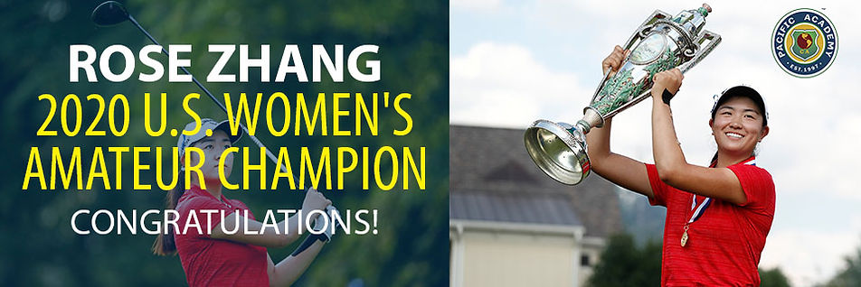 rose zhang-2020 us women amaterur champi