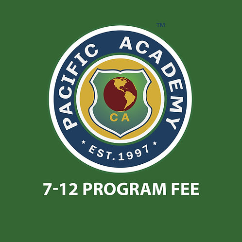 7-12 Program Fee