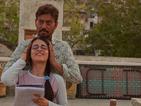 Angrezi Medium Review : Irfan's performance saves the film from being a disaster.