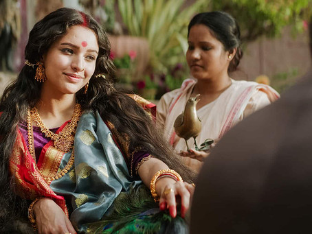 Bulbbul Film Review: A film in which colors speak more than the characters.