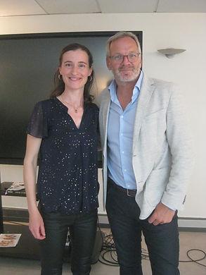 Formation avec David Lefrançois,  à l'Institut des Neurosciences Appliquées