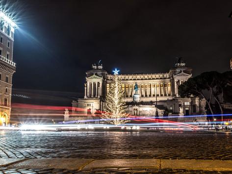 Natale Romano la scoperta di Spelacchio