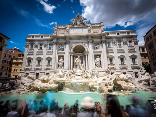 Viaggiare con le MICI, guida alla città di ROMA