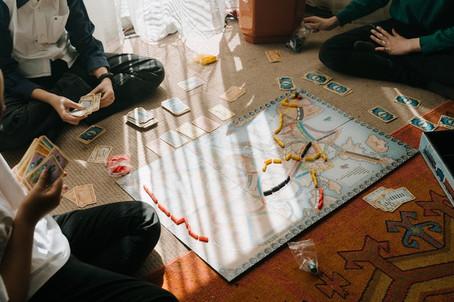 I 7 migliori giochi da tavolo sui viaggi