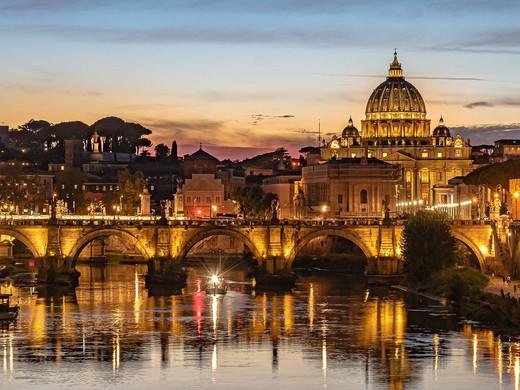 VIENI A ROMA…IN TRENO! (pacchetto di viaggio)