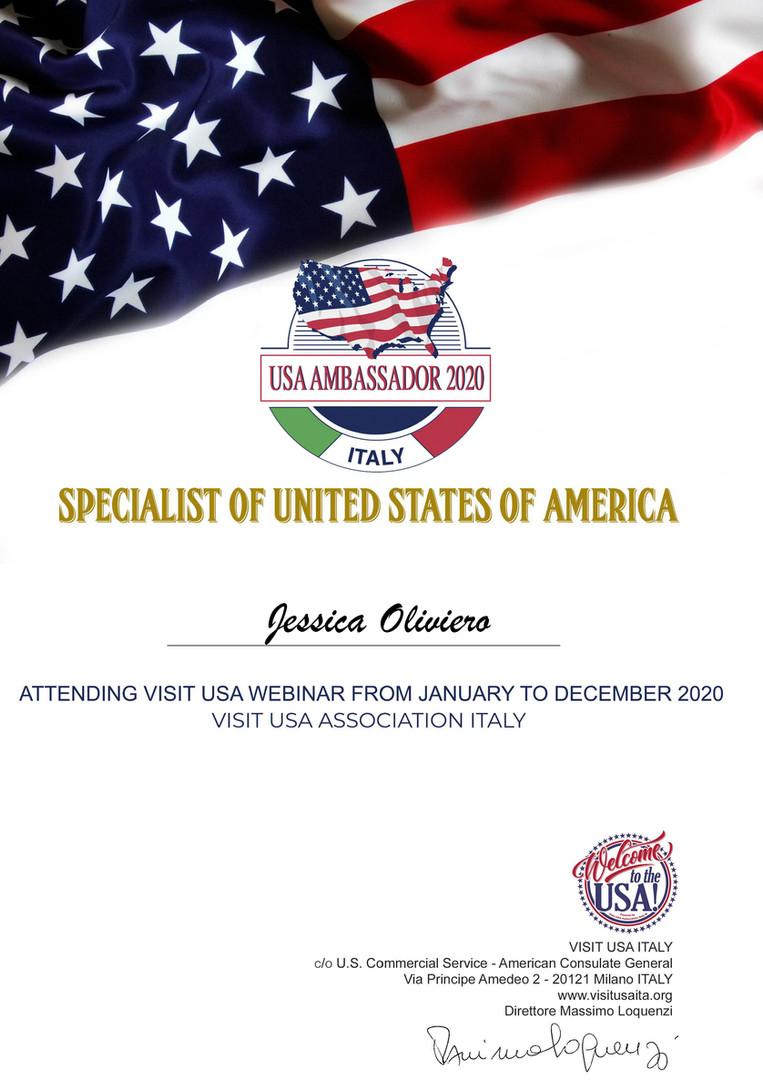 USA Ambassador jessica Oliviero.jpg