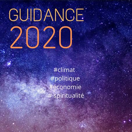 Guidance énergétique 2020