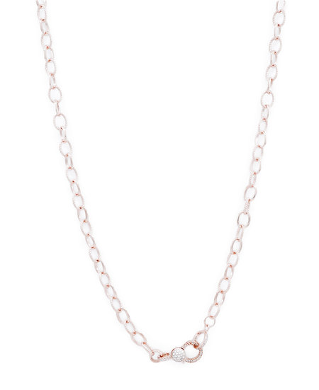 Chain of Love 036 - Medium Link - Rose Gold