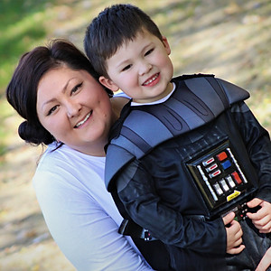 Carlee & Drayden: Family