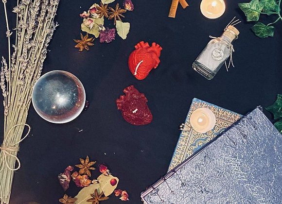 7/23 Full Moon in Aquarius Change of Heart - Love, Lust, Desire, Love Binding