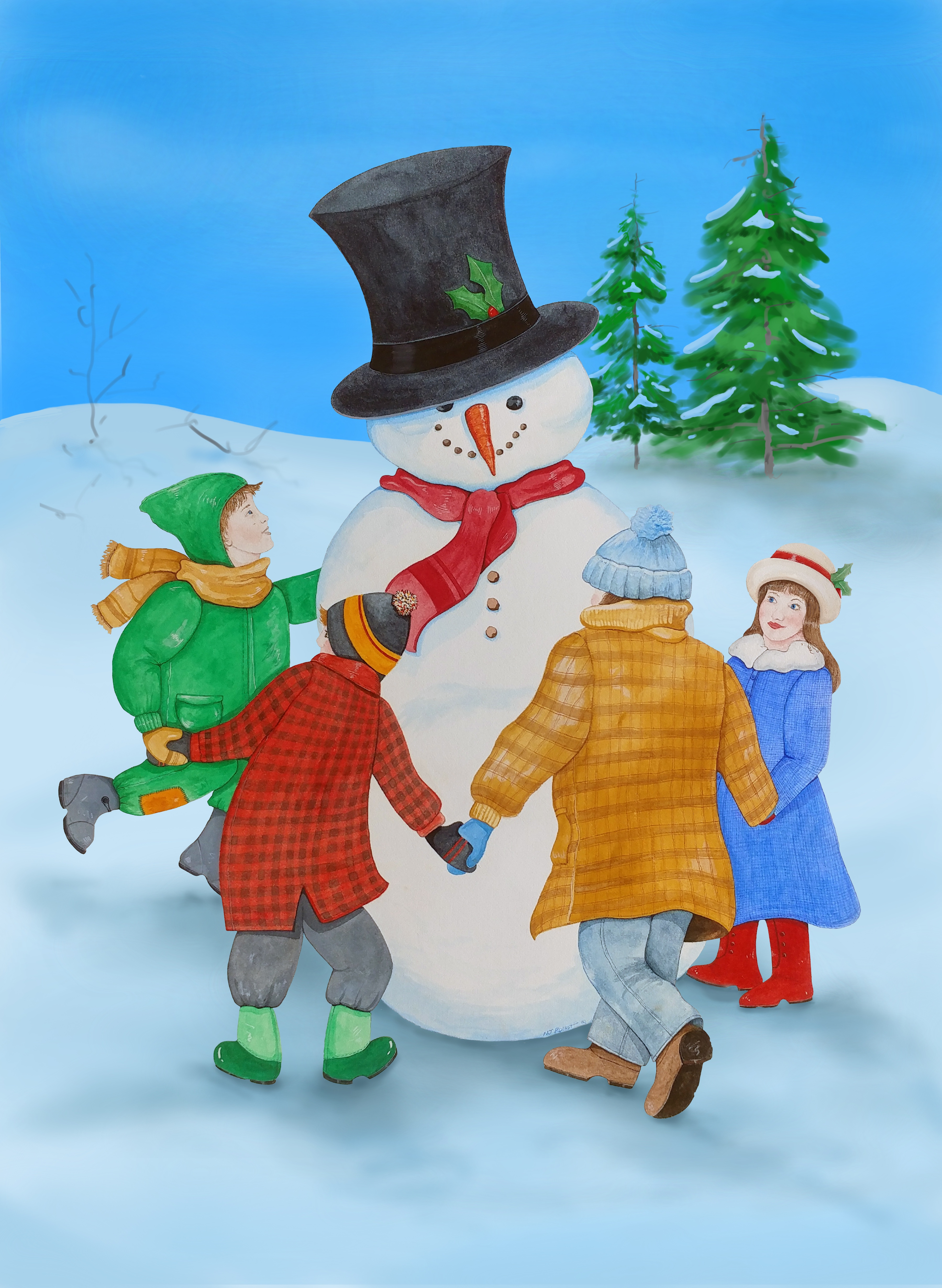 Ring-Around-the-Snowman