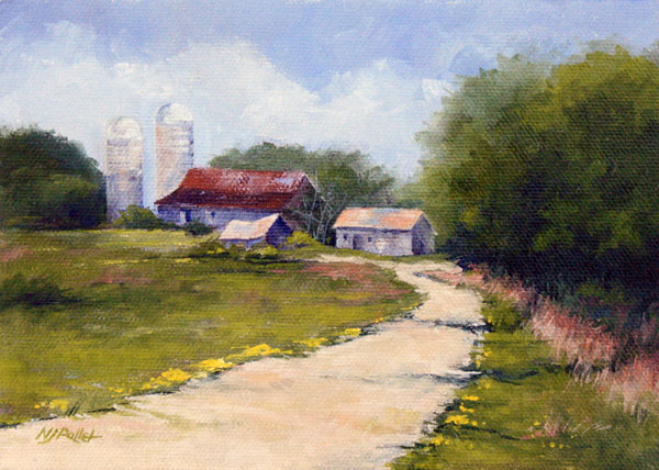 Double Silo Farm (SOLD)
